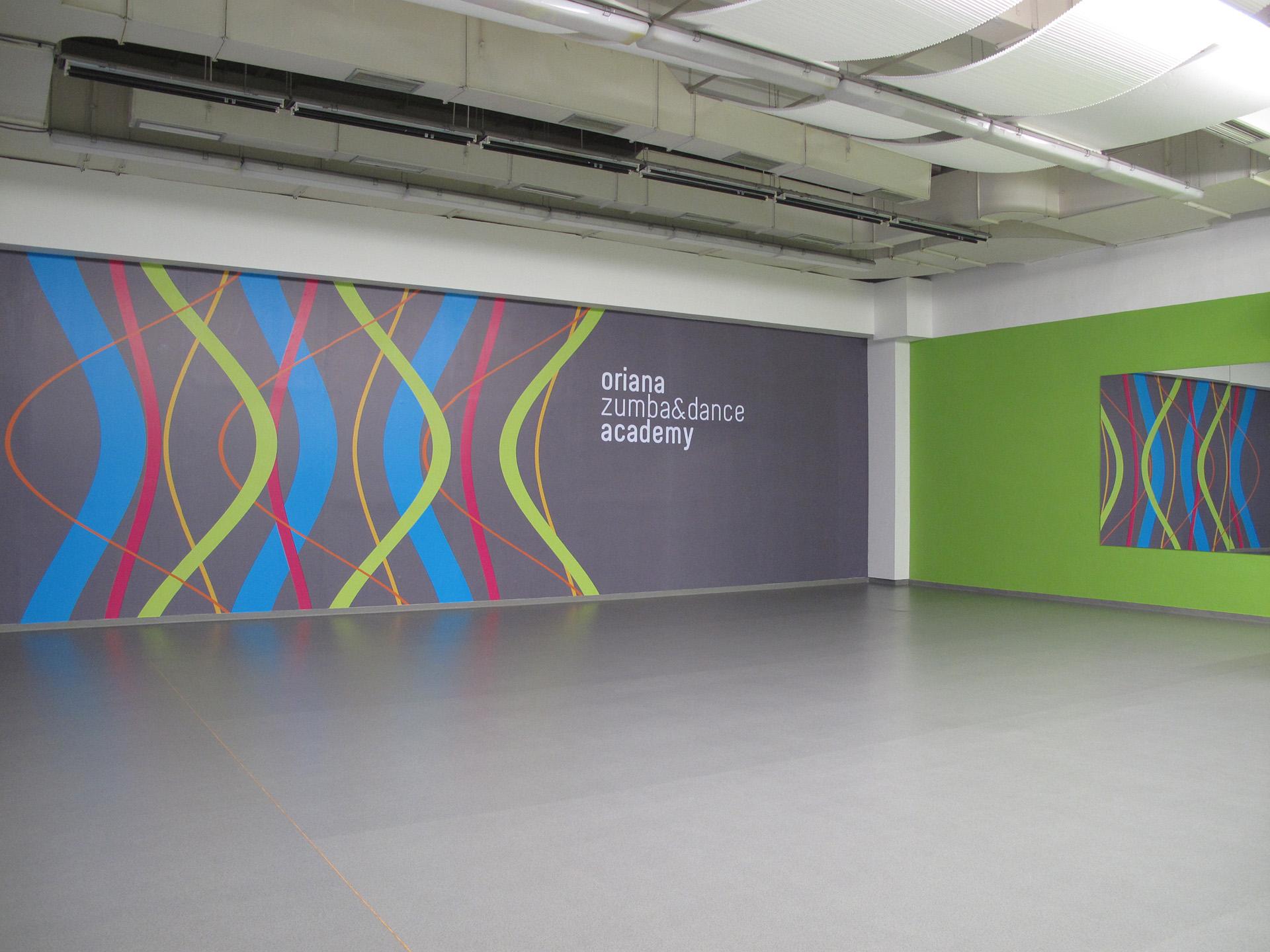 Zumba dance academy