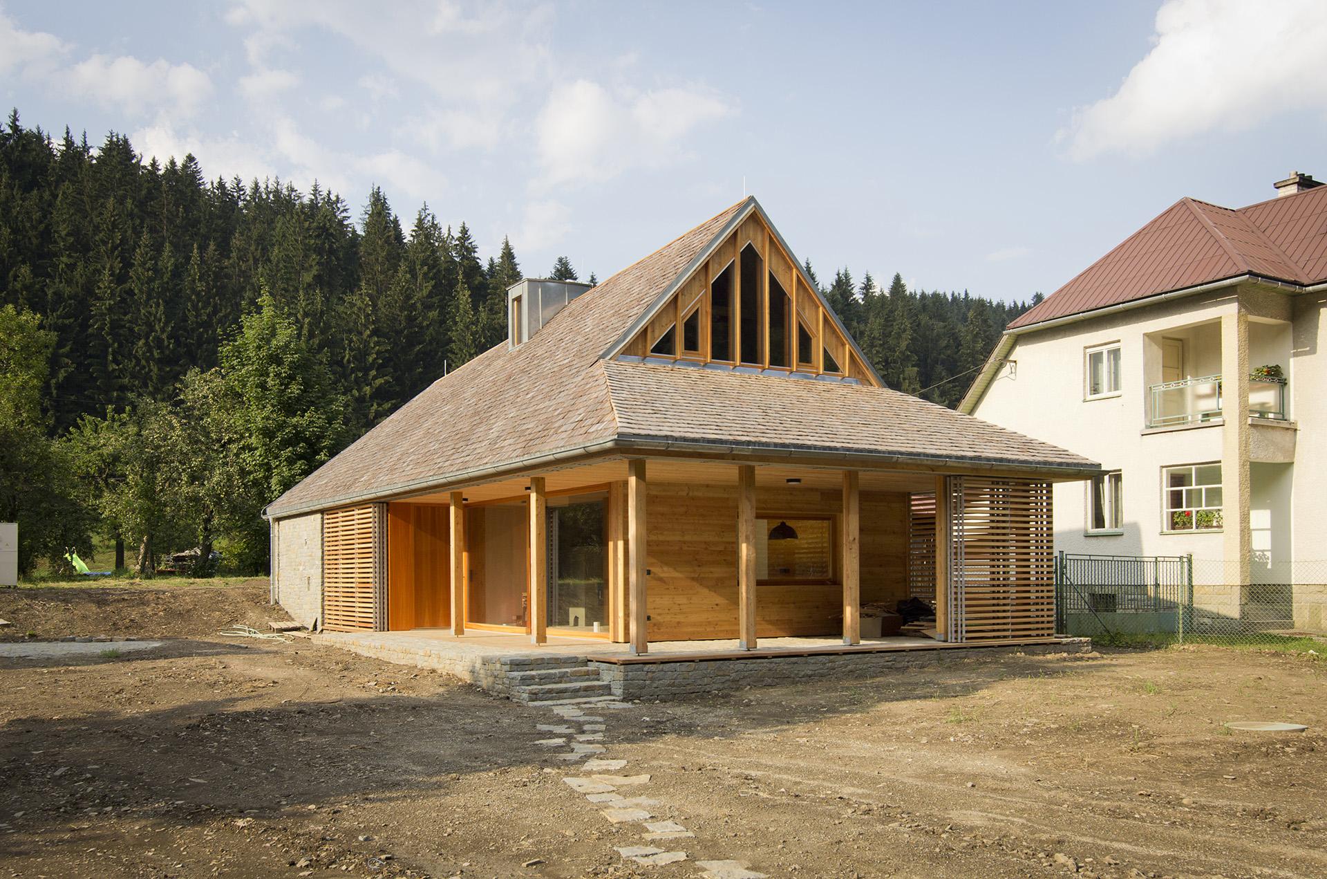 Víkendový dům Velké Karlovice